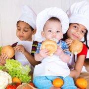 Διατροφή για χορτοφάγα και vegan βρέφη και νήπια