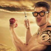 Καταρρίπτεται: Οι βίγκαν αθλητές παίρνουν στεροειδή και αναβολικά