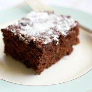 Βίγκαν κέικ σοκολάτας χωρίς γλουτένη